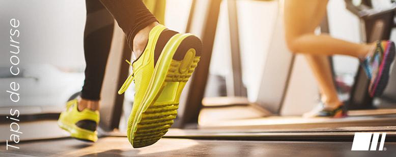 Muscles sollicités avec un tapis de course