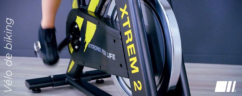 Principe du Vélo de Biking