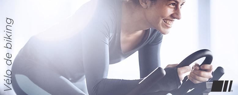 Muscles sollicités par le Vélo de Biking