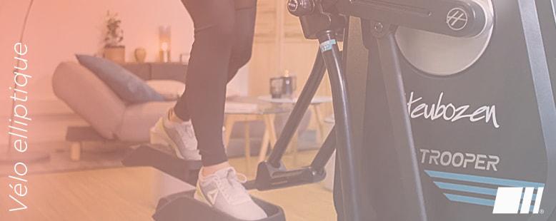 Composition technique du vélo elliptique
