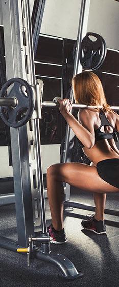 Quelles parties du corps travailler ?