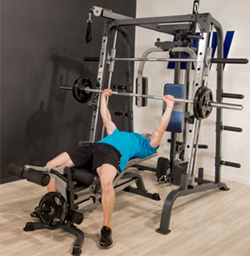 Avantages de la Smith Machine