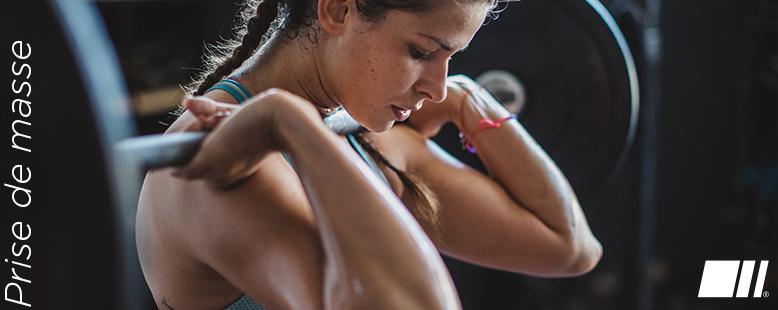 Comment prendre de la masse musculaire naturellement pour une femme ?