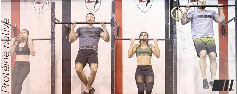 Bénéfices de la protéine native pour le sport