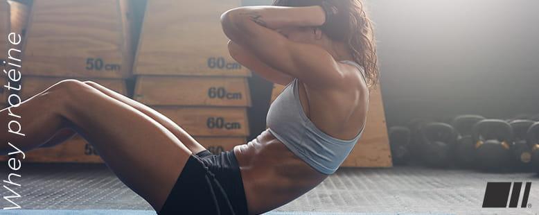 Whey et musculation : tout ce qu'il faut savoir