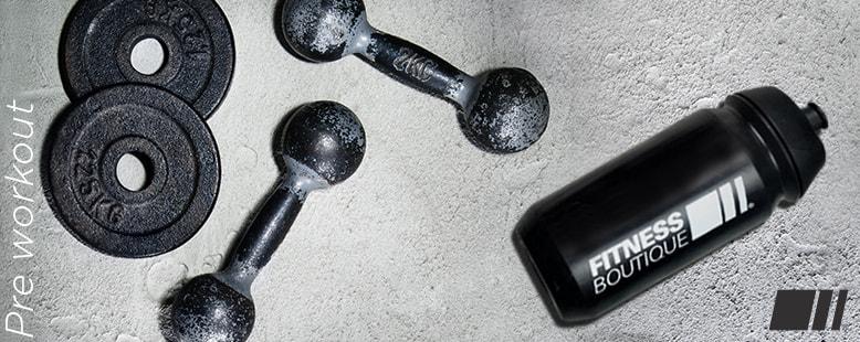 Définition de Pre-Workout