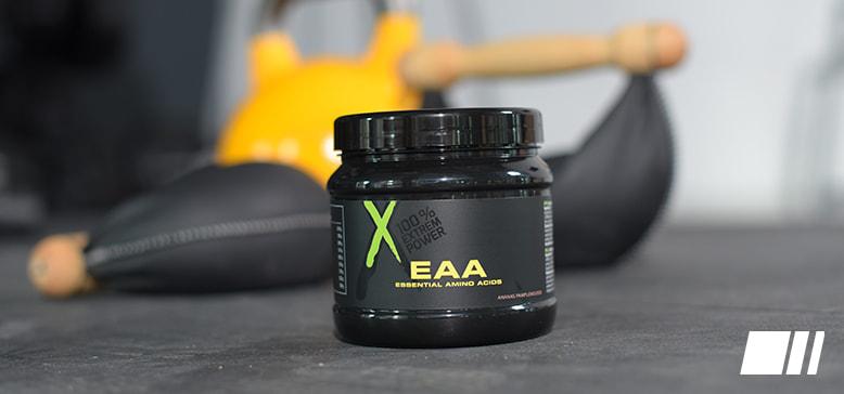 Nouveauté Produit FitnessBoutique : EAA (Essential Amino Acids) de Xnative