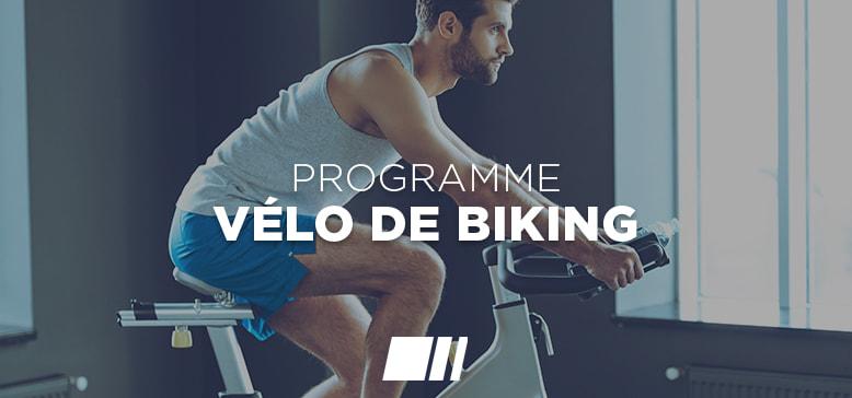 Programme : Vélo de biking
