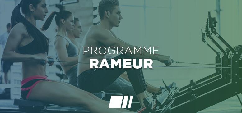 Programme : Rameur
