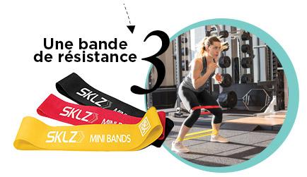 Des bande-resistance-elastiband SKLZ
