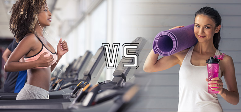 Pour être plus ferme, faut-il faire du Pilates ou du Tapis de course ?