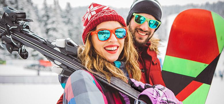 Comment bien se préparer aux sports d'hiver ?
