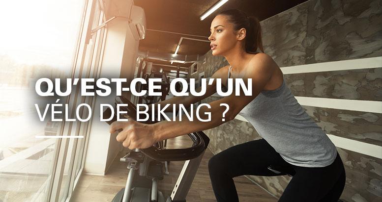 qu'est-ce qu'un biking