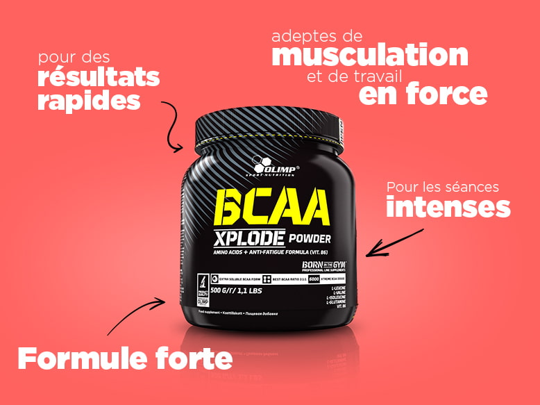 BCAA Xplode Powder d'Olimp Nutrition