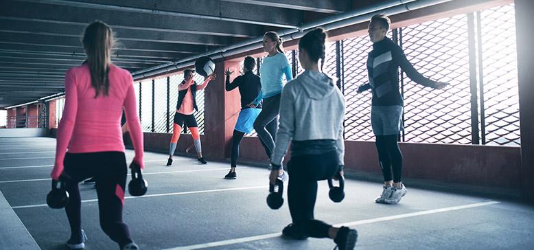 Pourquoi vous devriez essayer le sport pendant votre pause déjeuner ?