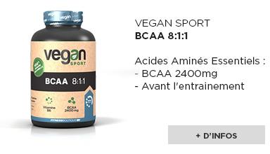BCAA 8:1:1 Vegan Sport
