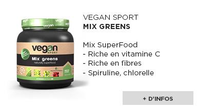 Mix Greens Vegan Sport