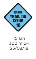 Ut4m Trail du Coeur 10