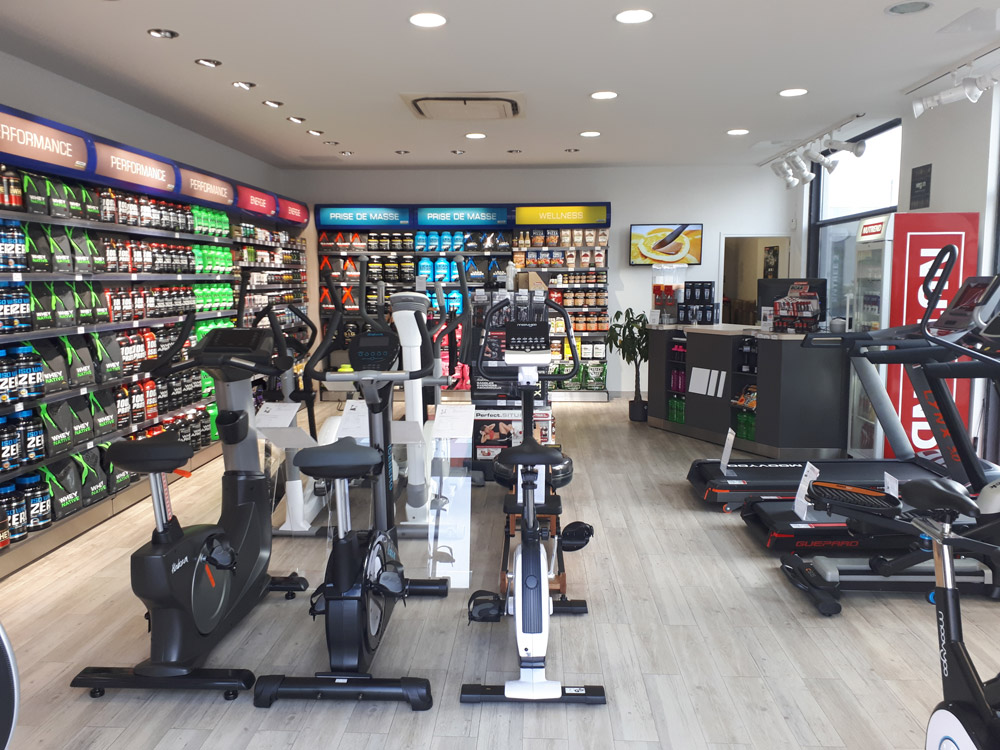Plan de Campagne - Cabriès Magasin - Fitness Boutique 7123d058c71