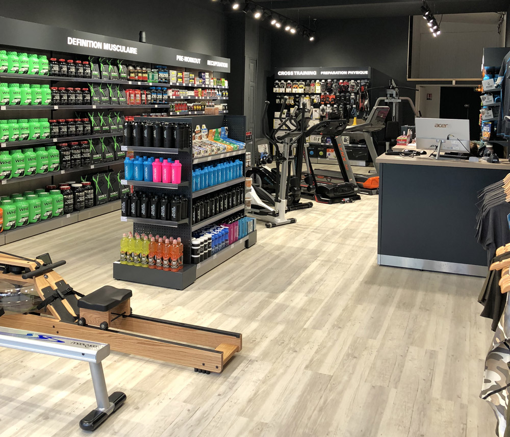 Lagord magasin fitness boutique - Magasin scandinave la rochelle ...