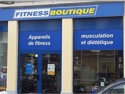 FitnessBoutique Lyon Vaise