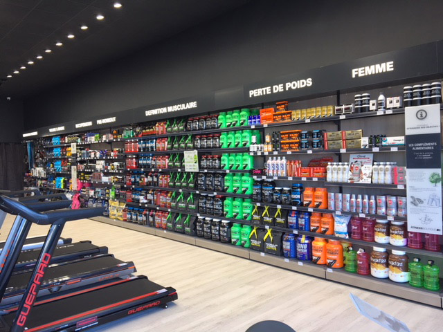 Fréjus Magasin - Fitness Boutique b0136797f7d
