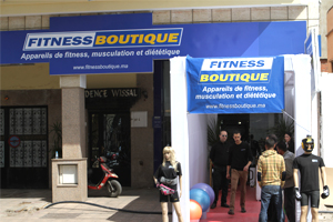 FitnessBoutique Casablanca