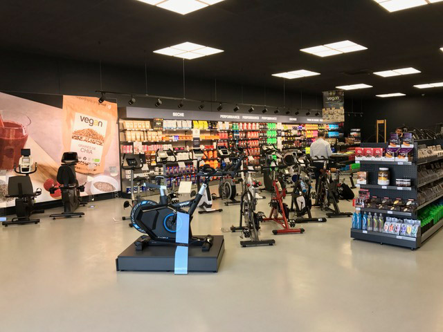 fitness boutique orvault