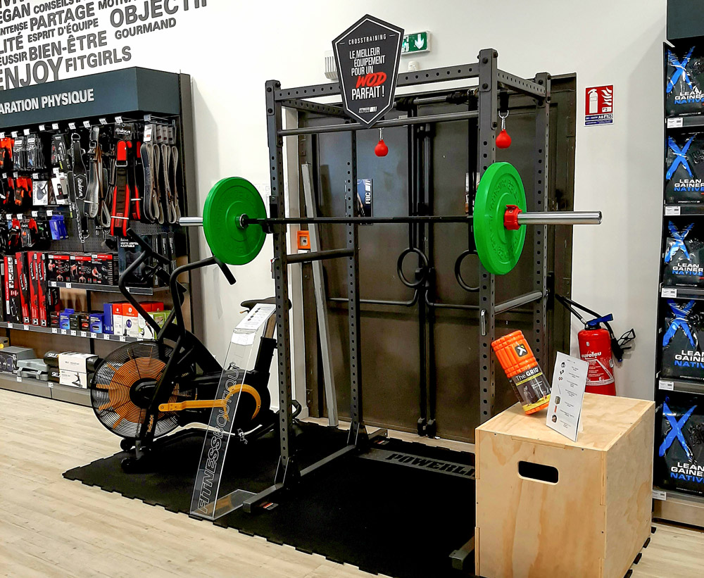 fitness boutique pontault