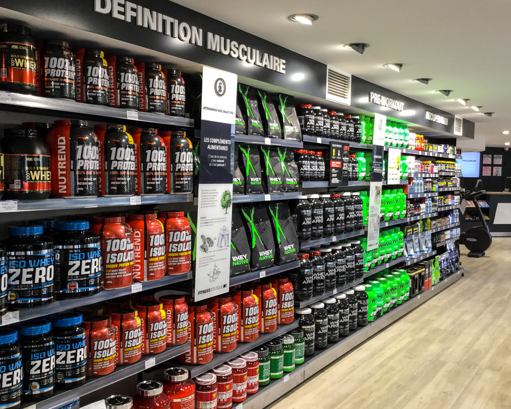 Issy les Moulineaux Magasin  Fitness Boutique