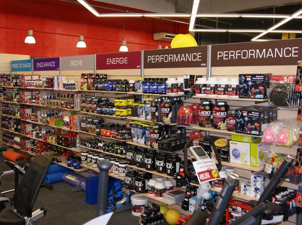 voiron corner sport 2000 magasin fitness boutique. Black Bedroom Furniture Sets. Home Design Ideas
