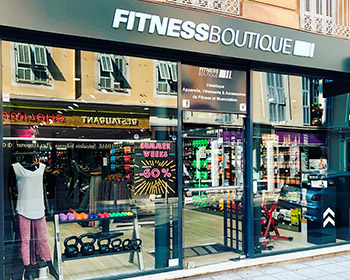 Magasin FitnessBoutique Nice Etoile Biscarra