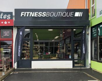 Magasin FitnessBoutique La Rochelle