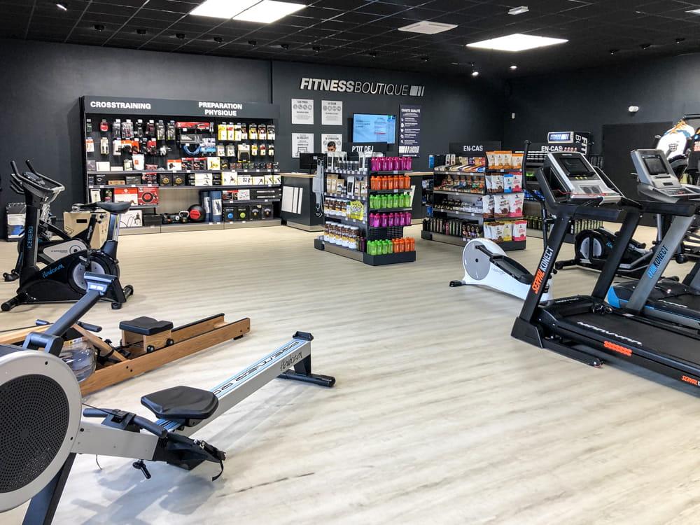 Bourgoin Jallieu Magasin Fitness Boutique