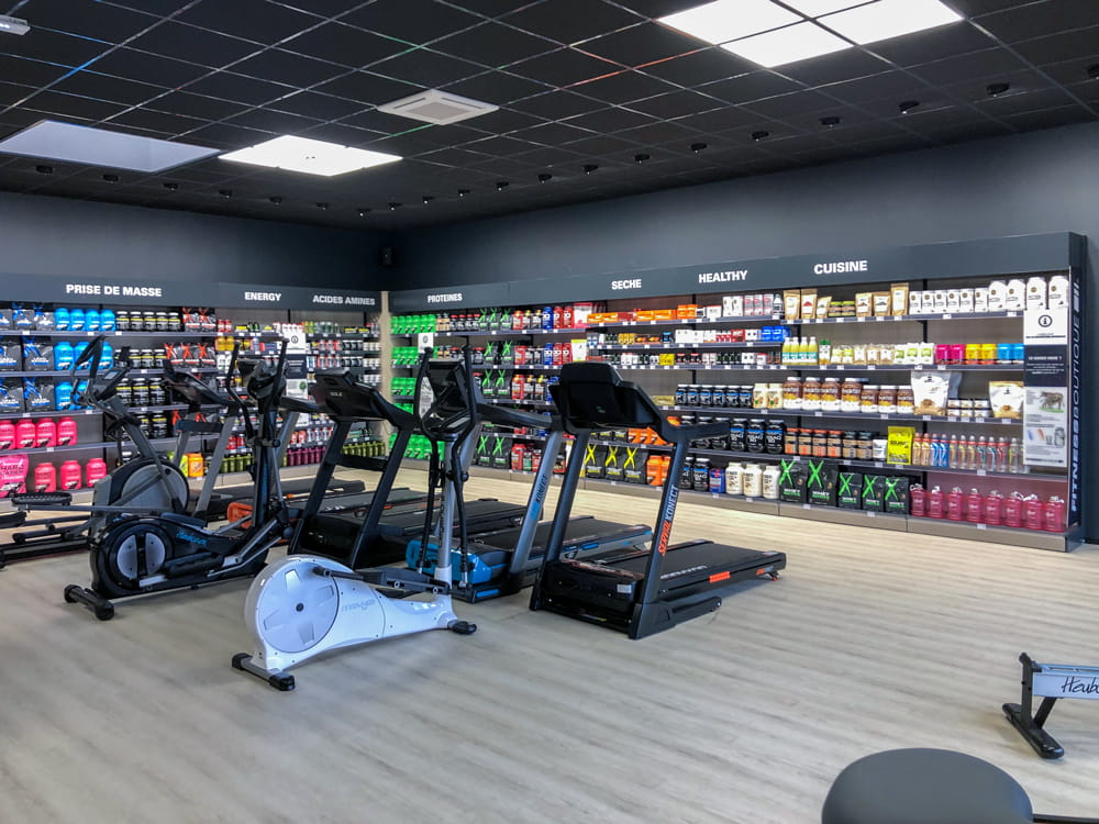 Bourgoin Jallieu Magasin Fitness Boutique