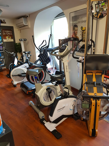 FitnessBoutique Clermont-Ferrand 1
