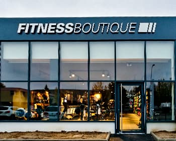 Magasin FitnessBoutique Colmar