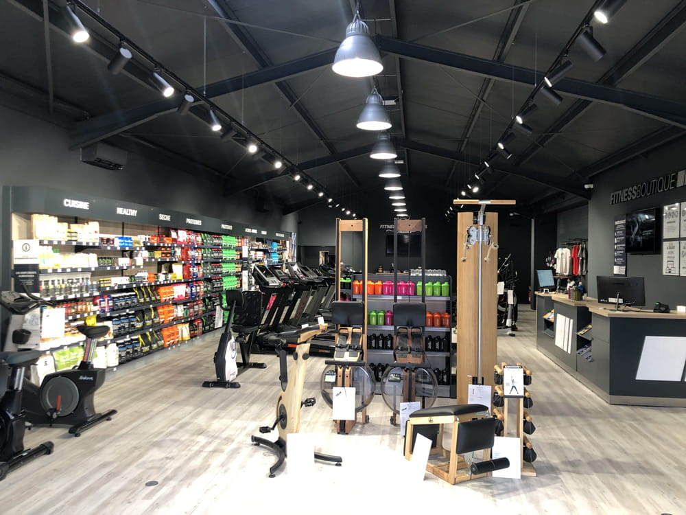 FitnessBoutique Annecy 2