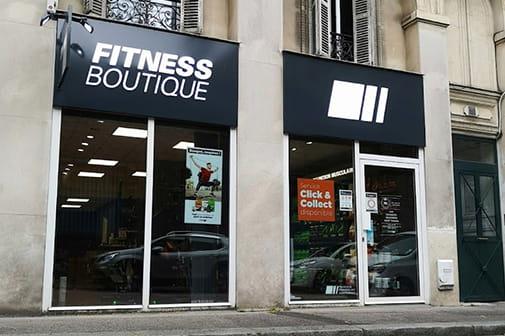 Magasin FitnessBoutique Rouen