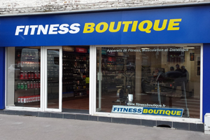 Magasin FitnessBoutique Amiens