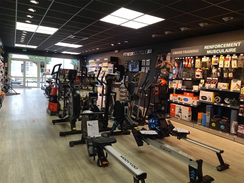 FitnessBoutique La Roche sur Yon 3