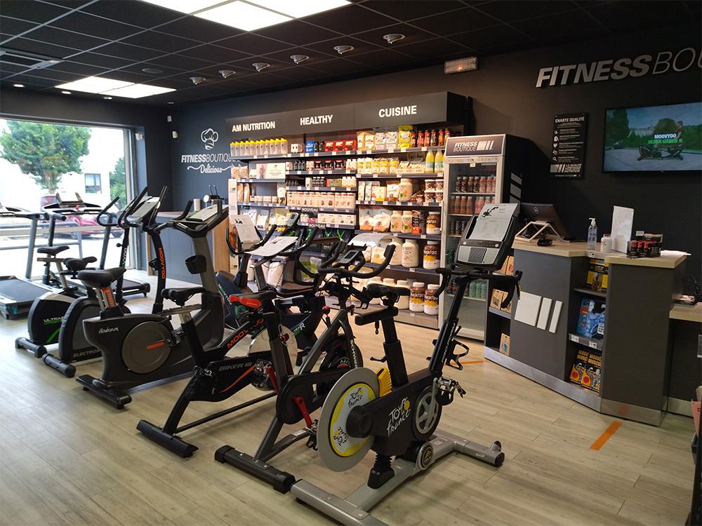 FitnessBoutique La Roche sur Yon 5