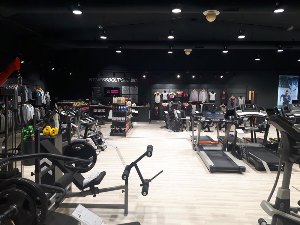 Poitiers Magasin Fitness Boutique