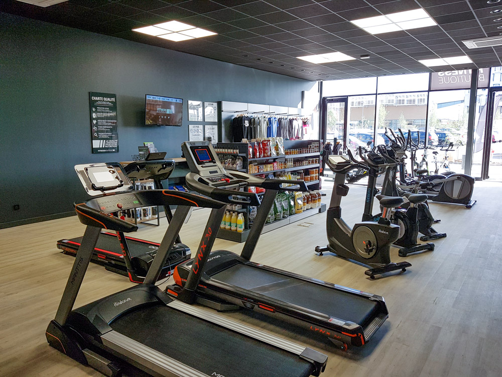 FitnessBoutique Cergy 4