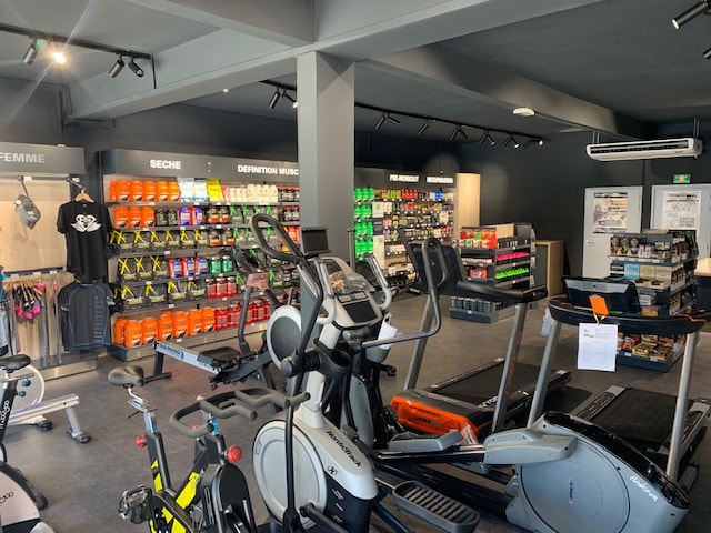 FitnessBoutique Cluny 1