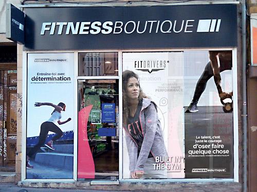Magasin FitnessBoutique Marseille Libération