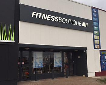 Magasin FitnessBoutique Dijon Quetigny