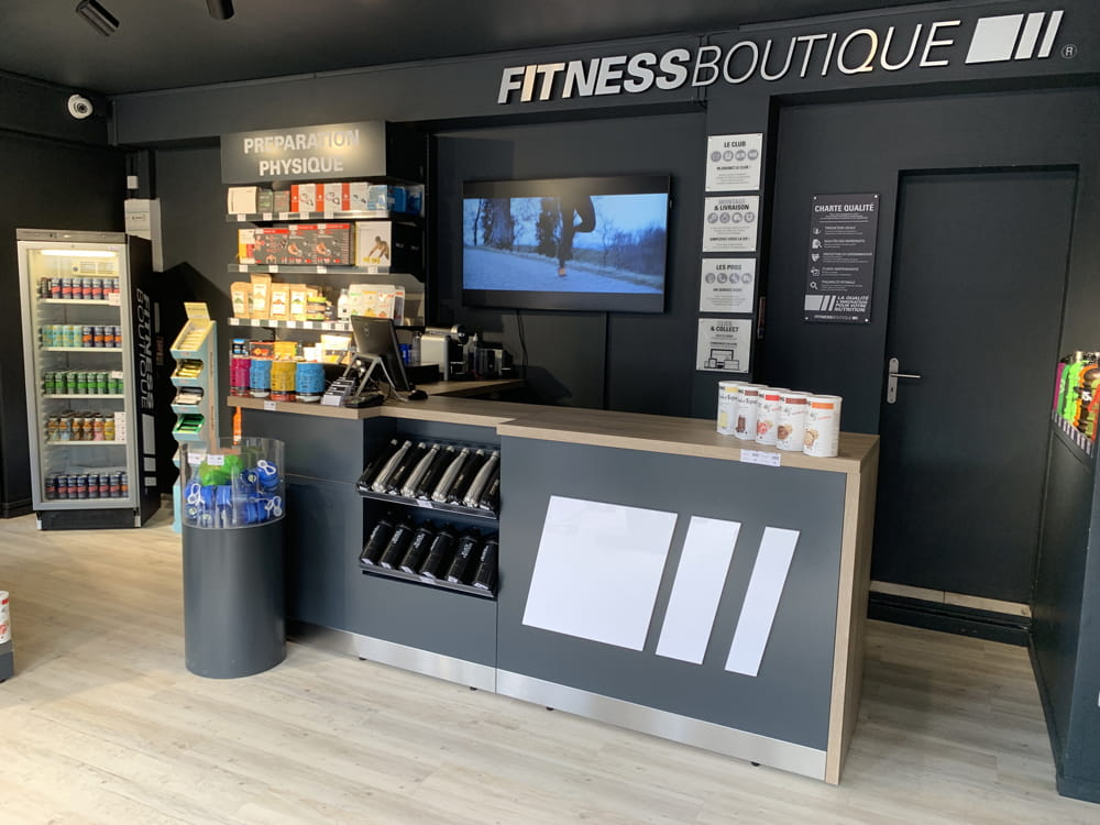 Toulouse Lascrosses Magasin Fitness Boutique
