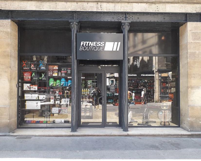 Magasin FitnessBoutique Bordeaux Centre