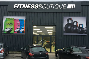 Magasin FitnessBoutique Grenoble - Eybens